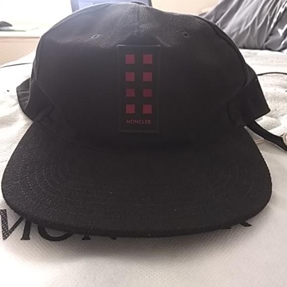 378f115e599 Moncler Palm Angels Hat